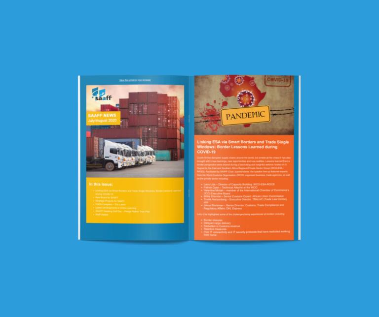SAAFF News | Issue 5 | WK16-17