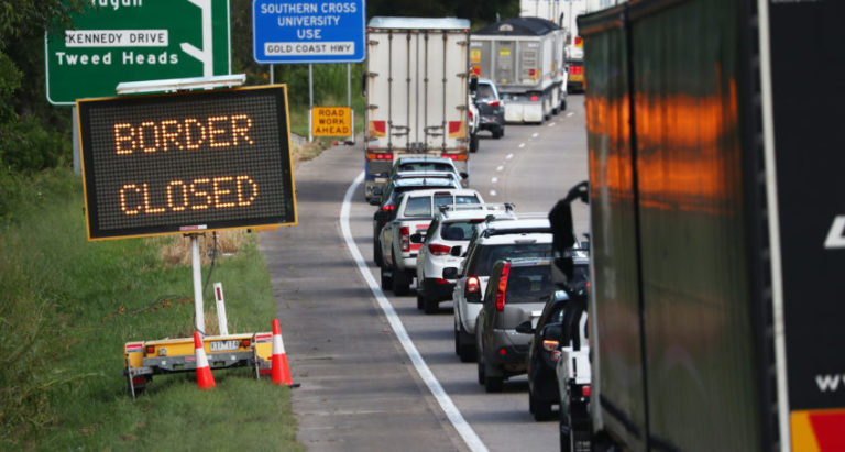 Oshoek Border Closure