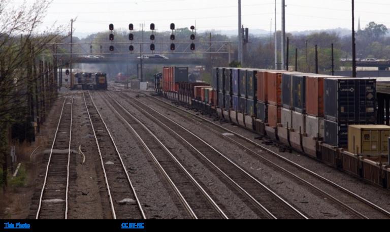 Container Corridor Ohte Power Failure